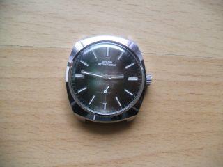 Vintage Uhr Sammlung Defekte Alte Oriosa International Herrenuhr An Bastler Bild