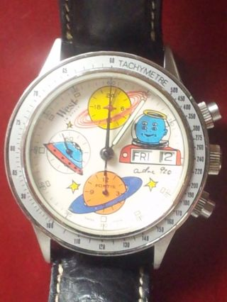 Fortis Stratoliner West In Space Bild