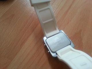 Adidas Led Watch Damenuhr Herrenuhr Weiß Bild