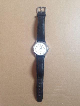 Junghans Quartz Armbanduhr Herren Uhr Bild