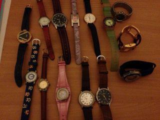 Diverse Uhren Bild