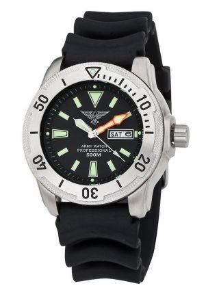 EichmÜller Uhr Army Watch 500