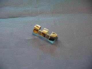 Tissot Prs 200 Prc 200 Bandanschlussblech Edelstahl 19 Mm & Ovp Top Bild