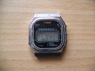 Uhrmacher Armbanduhren Zifferblatt Antiquitäten & Kunst Ruhla Eurochron