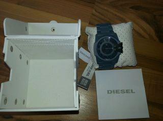 Diesel Dz1517 Keramik Uhr Master Chief Bild