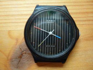 Casio - Armbanduhr - Uhr - Für Sammler Bild