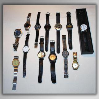 Uhrensammlung (13 Stück) Komplettabgabe Bild