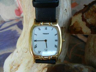 Tissot Quartz Uhr F265 Swiss Sapphire Crystal Bild
