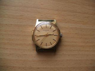 Defekte Uhr Sammlung Alte Ankra Handaufzug Herrenuhr An Bastler Bild