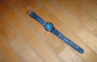 Kinderuhr,  Armbanduhr,  Lernuhr - Weltraum Bild