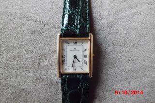 Sehr Schöne Maurice Lacroix Luxusuhr - Edel Vergoldet - Damen/jungen - Leder. Bild