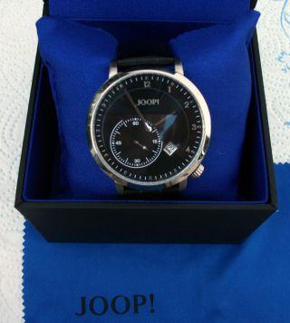 Joop 30 M Wasserdicht Herrenuhr Armbanduhr Uhr Bild