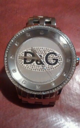 D&g Dolce&gabbana Unisex - Armbanduhr Dw0131 Bild