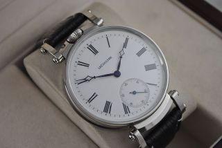 Lecoultre Mariage Antik Uhrwerk Art - Deco - Stil Armbanduhr. Bild