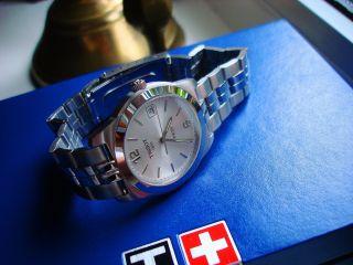 Tissot Pr - 50 Ungetragene Herren / Damen Uhr In Neuwertigen Mit Papieren Bild