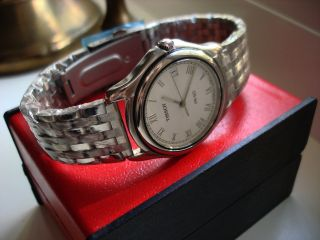 Tissot Pr - 50 SchÖne Herren / Damen Uhr Aufgearbeitet Hervorragender Bild