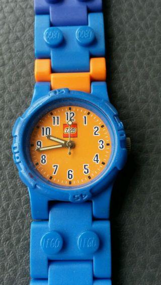 Lego Armbanduhr Für Jungen Und Mädchen Neuwertig - Weihnachten Bild