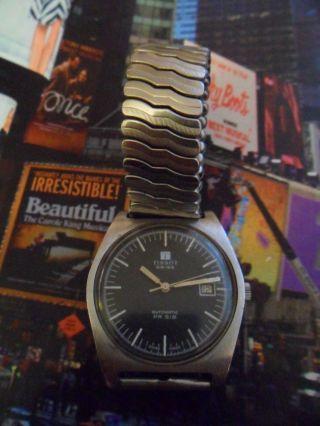 Tissot Pr 516 Automatic Sammleruhr Uhrwerk 2481 Swiss Made Vintage Bild