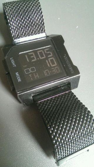 Diesel Außergewöhnliche Armbanduhr Für Herren Np 280€ (dz - 7167) 251004 Digital Bild