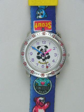 S C O U T Kinder - Armband - Uhr Textil - Armband Bild