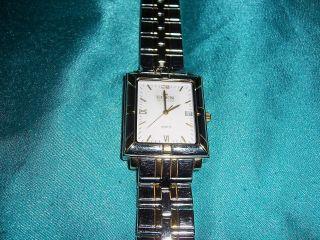 Armbanduhr Eden Switzerland 10070h Mit Datumsanzeige Bild