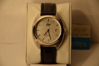 Emes 30/7009 Armbanduhr Uhr Automatik Neuwertig/ungetragen Automatic Bild
