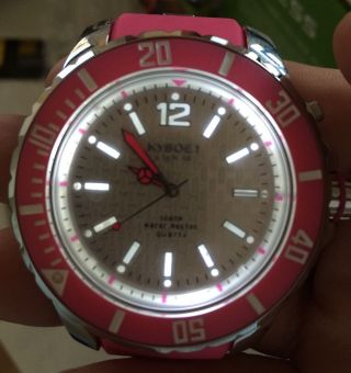 Kyboe Giant 48 Fl003 Neon Pink - Fast Bild