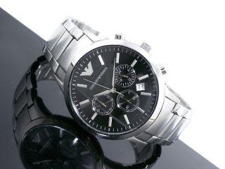 Armani Ar2434 Herrenuhr Uhr Armbanduhr Bild
