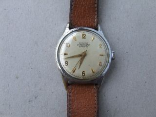 Junghans Chronometer Cal.  83 - Automatik - Made In Germany Bild