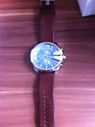 Diesel Dz 4281 Chronograph Herrenuhr Armbanduhr Bild