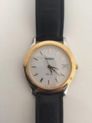 Tissot - Pr - 50 SchÖne Herren Uhr Bild