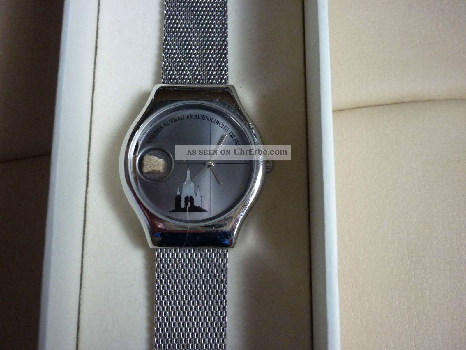 Jubiläumsedition 10jahre Armbanduhr Frauenkirche Armbanduhren Bild