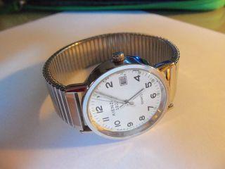 Kienzle Armbanduhr Ungetragen,  Schick,  Klassisch,  3atm Wasserdicht,  Stahlarmband Bild
