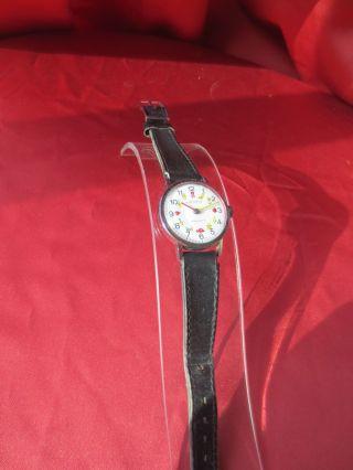 Kienzle Armbanduhr - Mechanischer Handaufzug - Mit Symbolen Bild