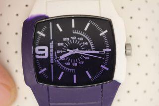 Aus Meiner Uhrensammlung - Coole Diesel Unisex Uhr Dz 1424 - Wie Bild