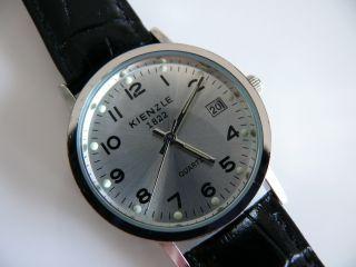 Kienzle 1822 Cal.  030.  31 Herren Flieger Armbanduhr Uhr Aviator Watch Bild