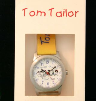 Tom Tailor Kinderarmbanduhr Und Ungetragen Bild