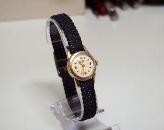 Zierliche - Longines - Damen - Uhr (lady ' S Watch) Mit Mech Werk Bild