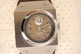 Aus Meiner Uhrensammlung - Coole Diesel Automatic Uhr Dz 9028 Bild