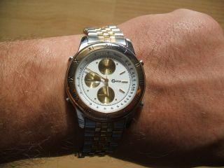Condor Tachymeter Chronograph Herrenuhr Sammlung Bild