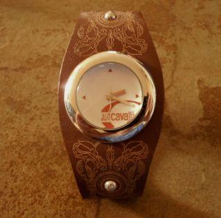 Just Cavalli Rarität Unisex Armbanduhr Uhr R7251575545 - 51823 Neuw Bild