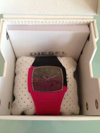 Diesel Uhr Watch Dz1425 149,  99€ Unisex Silikon Mineralglass Bild