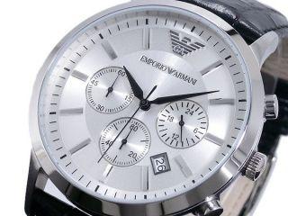 Armani Ar2432 Herrenuhr Uhr Armbanduhr Bild