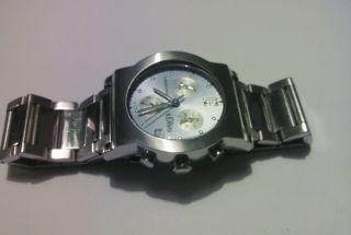 S`oliver,  Uhr,  Chronograph,  Herrenuhr,  Edelstahlarmband,  Armbanduhr Bild