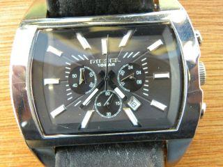 Großer Diesel Chronograph 10 Bar Bild