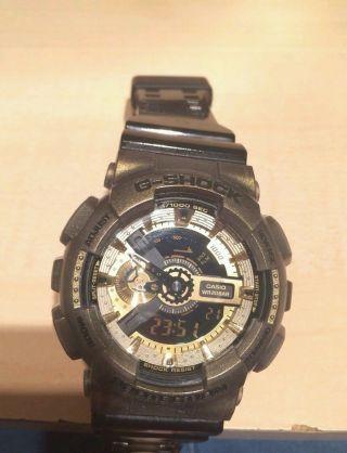G - Shock Golden - Edition Limited Bild