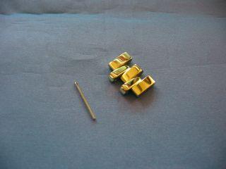 Tissot Prs 200 Edelstahl - Bandglied Vergoldet 19 Mm & Ovp Top Bild