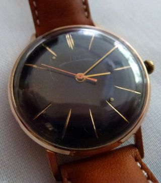 Luch Ussr / Cccp Wristwatch - Fantastic Vintage - Collector Piece Bild