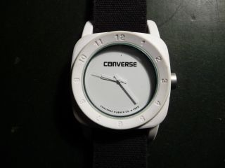 Converse Armbanduhr - Vr022 - Weiss - Water Resistant 30m Bild