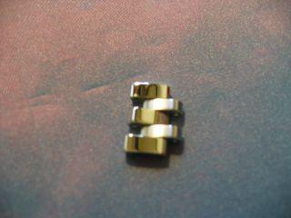 Tissot Prc 200 Edelstahl - Bandglied 19 Mm & Ovp Top Bild